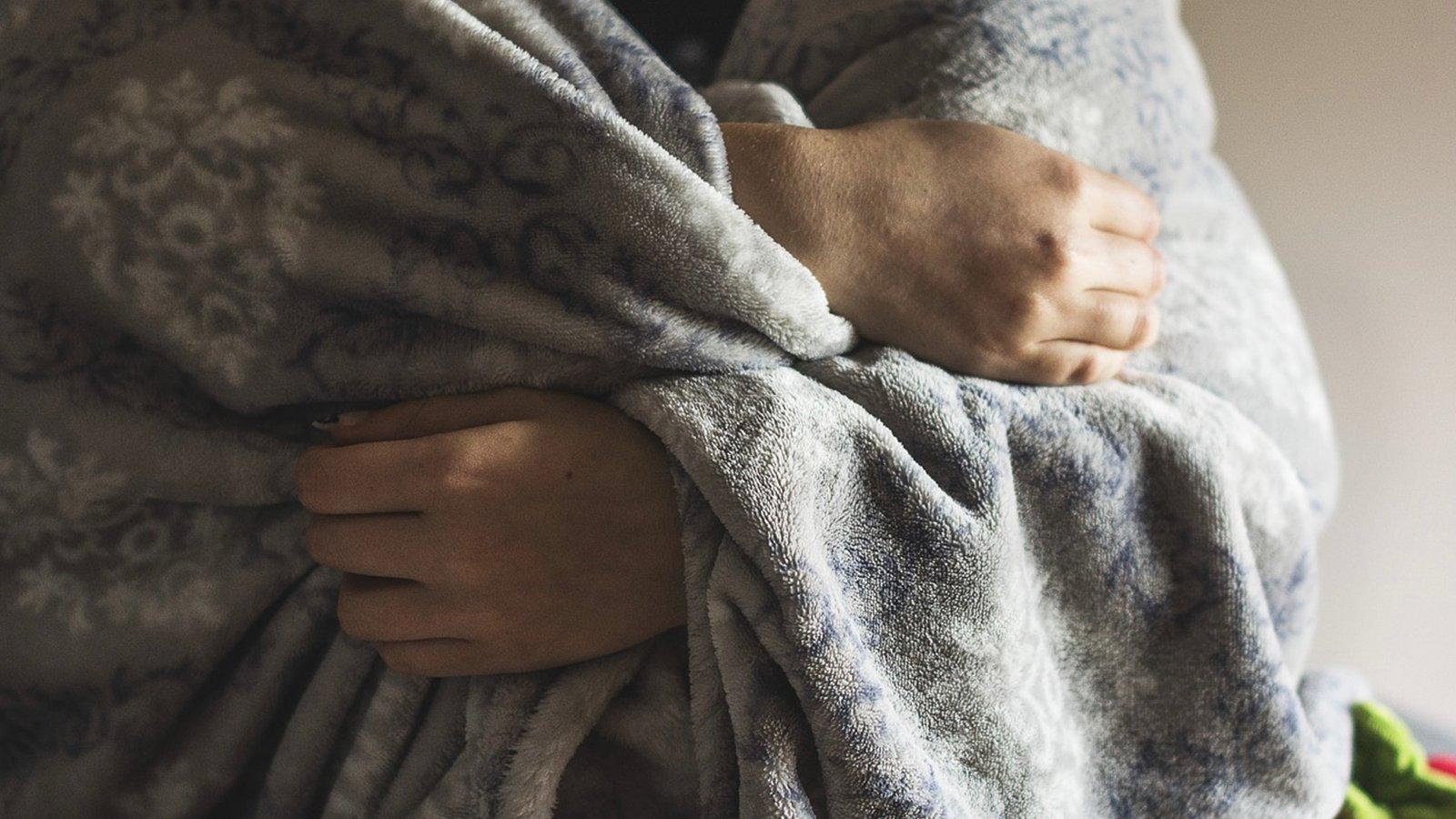 Cold blanket