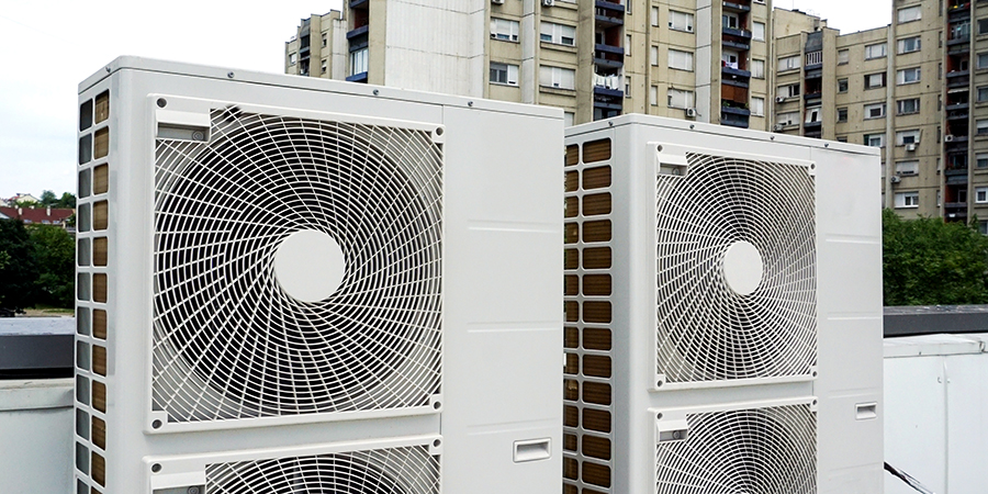 building safe HVAC system