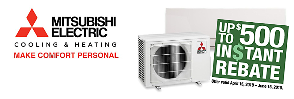 air dg full diamond electric contractor preferred heating mitsubishi logo