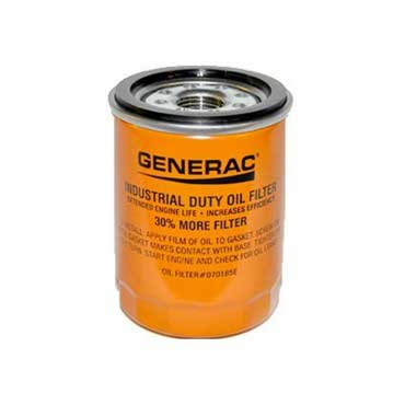 Generac Accessories Home Backup Generator Oil Filter