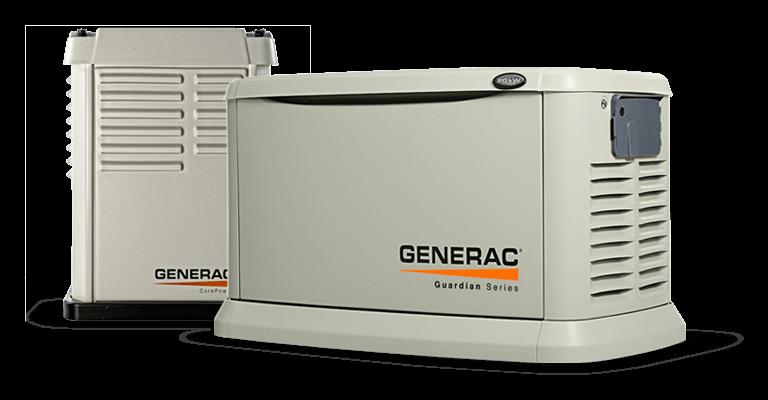 Generac Generators HomeStandby