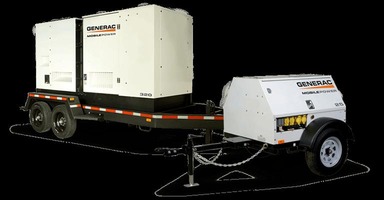 Generac Generators Mobile