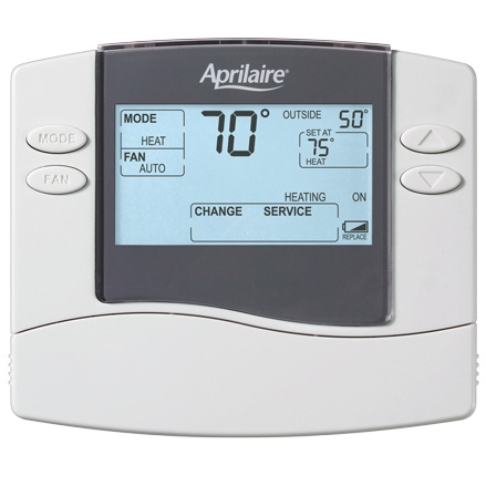 aprilaire model 8444 thermostat